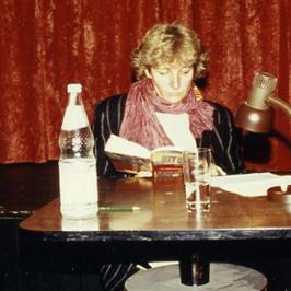 Lesung Leidenschaftliches Interesse Bielefeld 1994